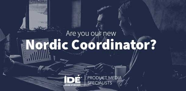 Are you our new nordic coordinator?