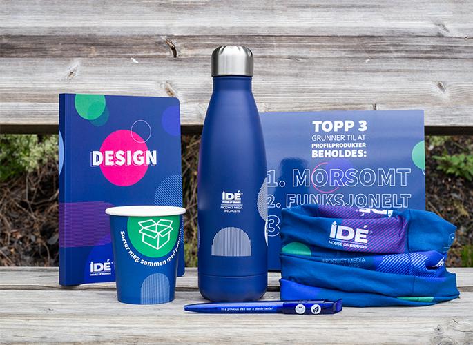 Produkter med logo