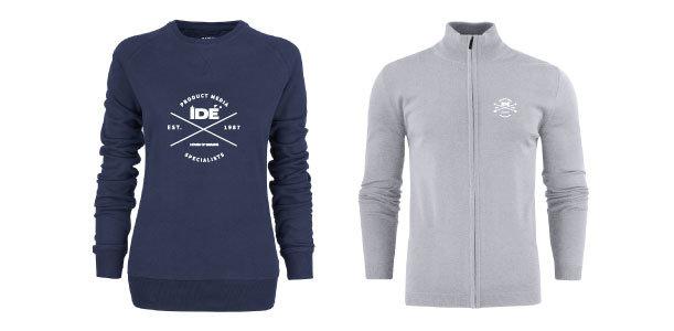 Firmatøj med logo