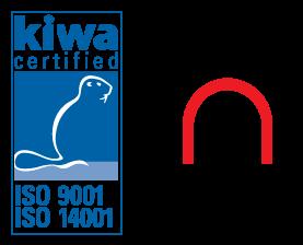 ISO-certifieringar från KIWA