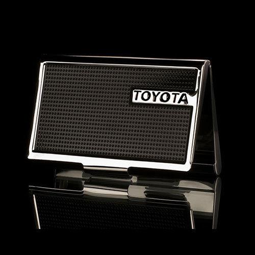 Toyota visittkortholder.